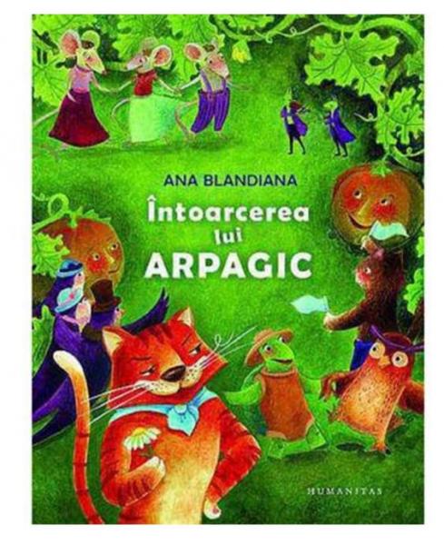 Intoarcerea lui Arpagic de Ana Blandiana