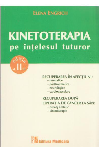 Kinetoterapia pe intelesul tuturor de Elena Engrich