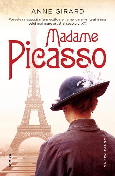 Madame Picasso de Anne Girard