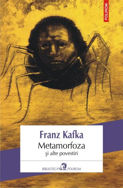 Metamorfoza si alte povestiri de Franz Kafka