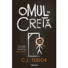Omul de creta de C.J. TUDOR
