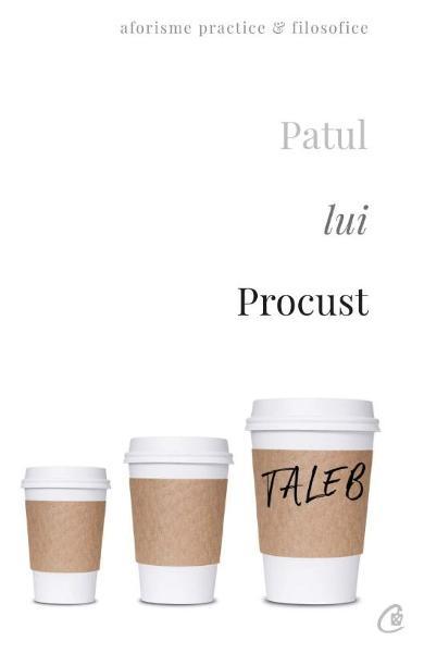 Patul lui Procust de Nassim Nicholas Taleb