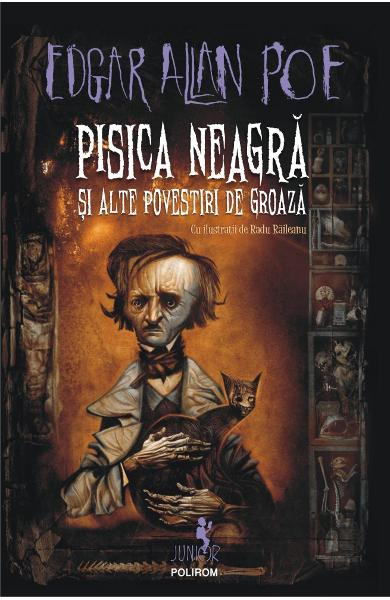 Pisica neagra si alte povestiri de groaza de Edgar Allan Poe