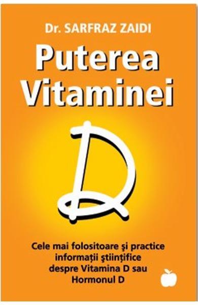 Puterea vitaminei D de Sarfraz Zaidi