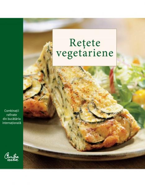 Retete vegetariene de Chuck Williams