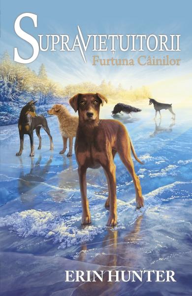 Supravietuitorii. Cartea a VI-a: Furtuna Cainilor de Erin Hunter