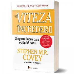 Viteza increderii de Stephen M. R. Covey