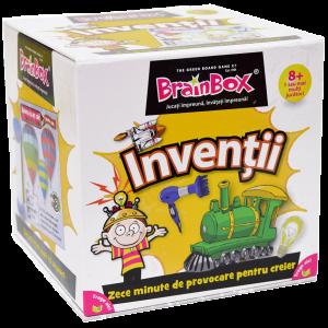 BrainBox - Invenții Ludicus