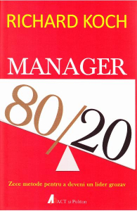 Manager 80/20 de Richard Koch