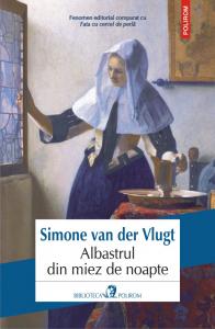 Albastrul din miez de noapte de Simone van der Vlugt