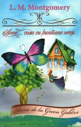 Anne Casa cu frontoane verzi de Lucy Maud Montgomery
