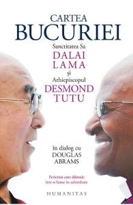 Cartea bucuriei de Desmond Tutu, Dalai Lama
