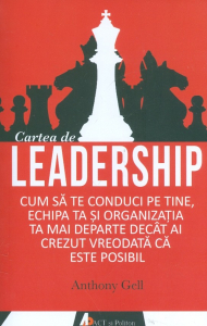 Cartea de leadership de Anthony Gell
