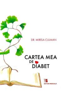 Cartea mea de diabet de Mirela Culman