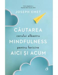 Cautarea cerului albastru: Mindfulness pentru fericire aici si acum de Joseph Emet