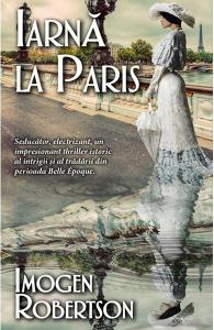 Iarna la Paris de Imogen Robertson