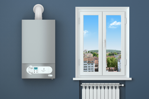 Montare, instalare si punere in functiune centrala termica