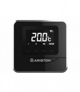 Alteas One + termostat Ariston CUBE