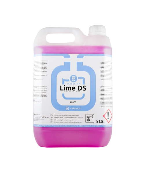 Detergent baie Lime Ds,  5L