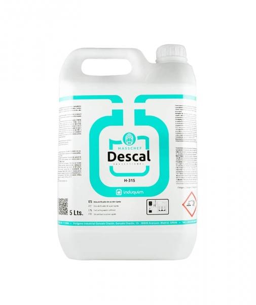 Anticalcar cu actiune rapida, Descal, 5L