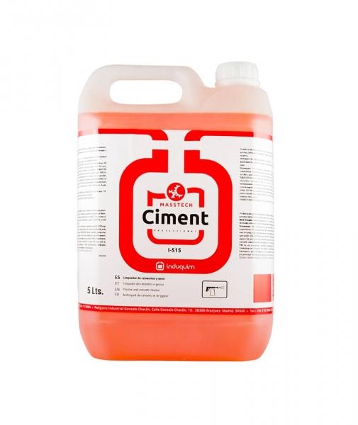 Dezincrustant, Ciment, 5L