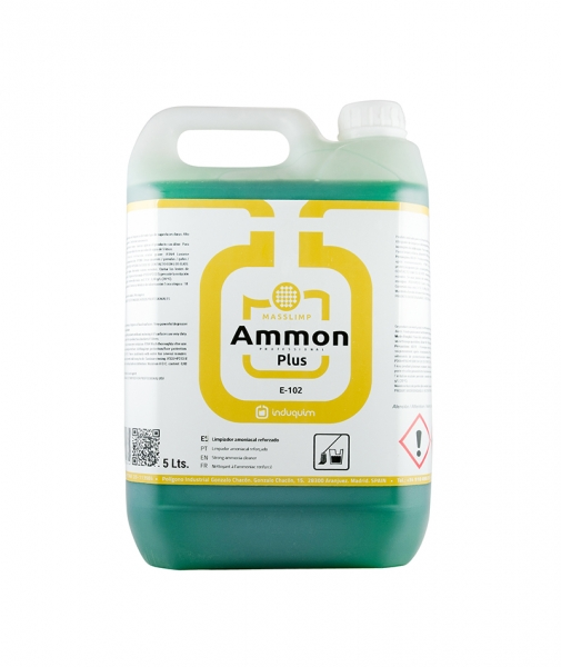 Detergent superconcentrat cu amoniac Ammon Plus, 5L
