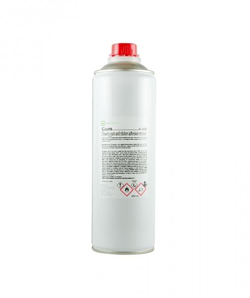 Solutie indepartare guma mestecat & autocolante,  Gum, 650 ml