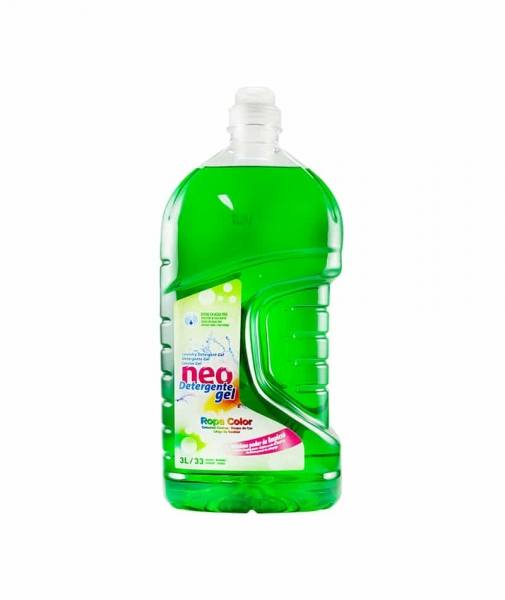 Detergent lichid rufe colorate MPL, 3 L