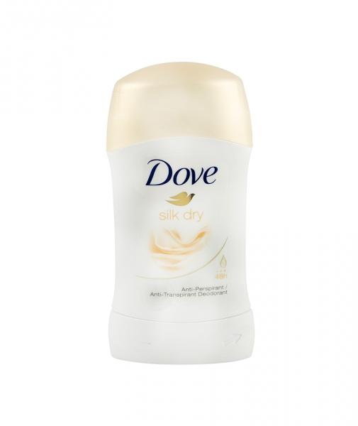 Deodorant antiperspirant Dove Silk, stick, 40 ml