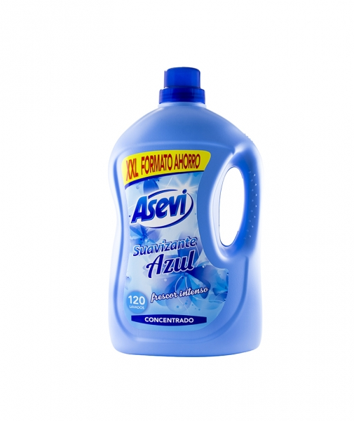 Balsam rufe concentrat Asevi Azul, 3L