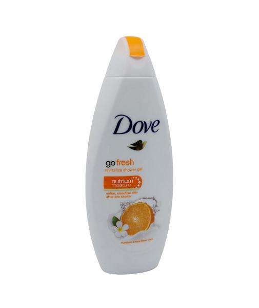 Dove - Gel de dus Go Fresh Revitalizare, 500 ml