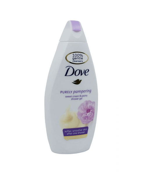 Dove - Gel de dus Purely Pampering , 500 ml