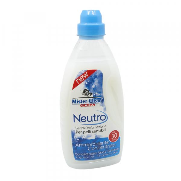 Balsam de rufe neutru, Mister Clean, 750 ml
