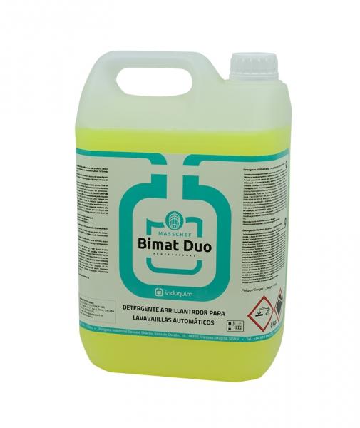 Detergent vase automat cu solutie clatire Bimat Duo, 6 kg