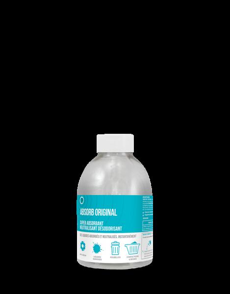 Granule superabsorbante neutralizante, ABSORB ORIGINAL, 500 ml