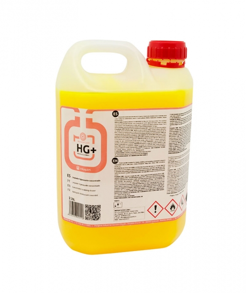 Detergent igienizant superconcentrat, HG+, 2 L