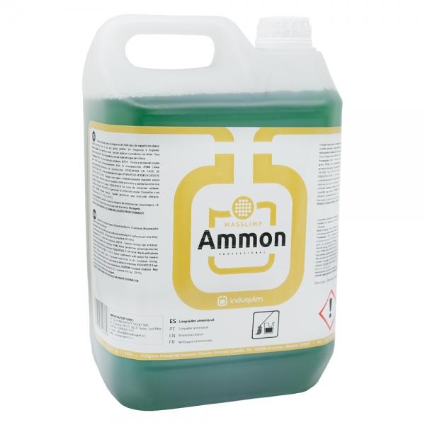 Detergent cu amoniac Ammon, 5L