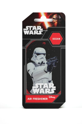 Odorizant auto, STAR WARS, 12 buc/set