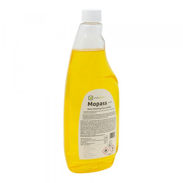 Polish pardoseala pentru colectarea prafului, Mopass, 750 ml
