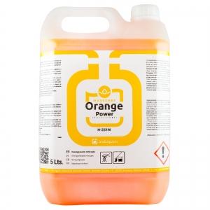 Degresant puternic Orange Power, 5L
