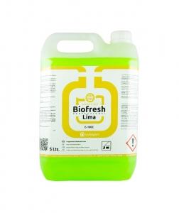 Detergent pardoseala Biofresh Lime, 5L