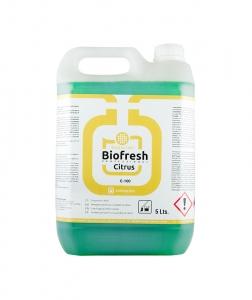 Detergent pardoseala Biofresh Citrus, 5L