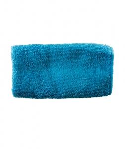 Laveta universala 100% microfibra albastra, 30x30 cm