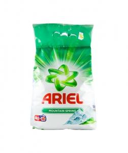 Ariel Detergent automat pudra Mountain Spring, 4kg