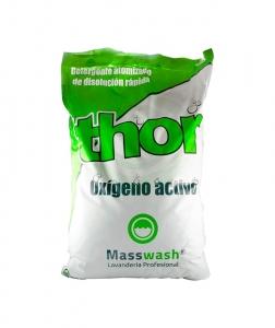 Detergent rufe cu oxigen activ, Thor, 10 kg