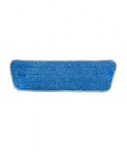 Mop plat microfibra, Terry Velcro, 40 cm