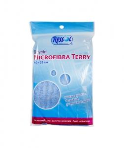 Laveta microfibra, 40 x 38cm, Terry
