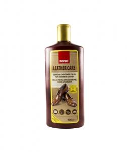 Solutie curatat articole piele - Sano Leather Care, 500 ml