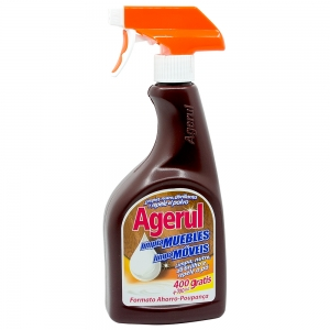 Solutie pentru curatare mobila, Agerul, 500 ml
