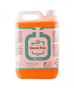 Solutie anticalcar forte Descal Plus, 5L